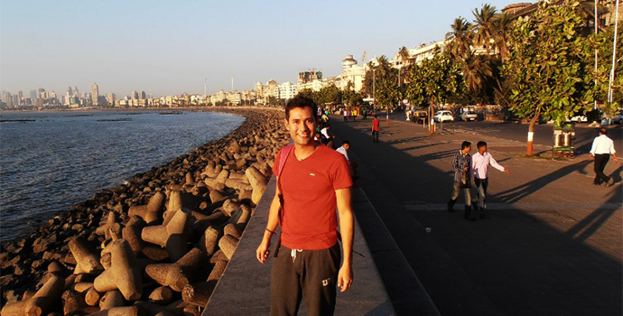 Enjoy exploring & getting lost in the streets of Mumbai