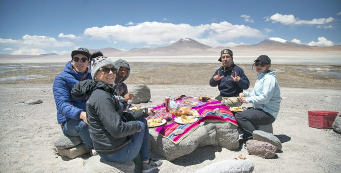 Bond with like-minded travellers on an adventure of a lifetime