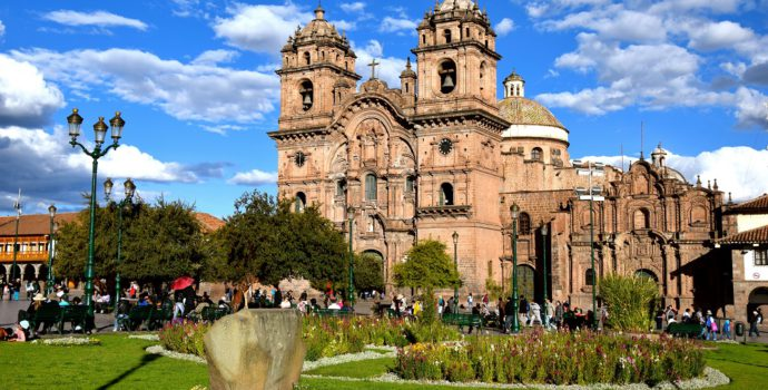 Discover the former capital of the Incan Empire on a Cuzco city tour
