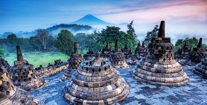 Discover ancient Buddhist temples & the ruins of mighty kingdoms