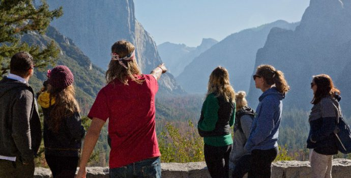Learn about the amazing history of Yosemite