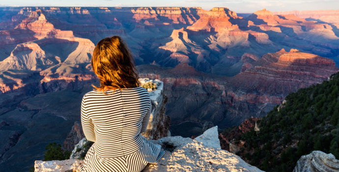 Enjoy the stunning landscapes of the Grand Canyon